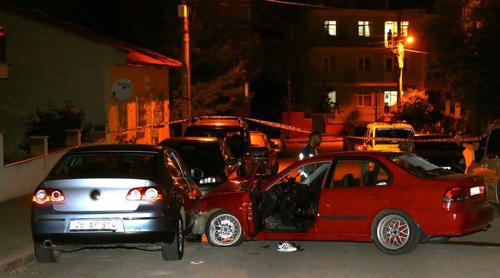 GÜNCELLEME - Eskişehir'de bir kişinin öldüğü silahlı saldırı