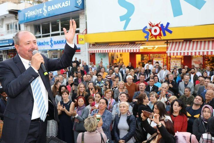 Kuşadası eski Belediye Başkanı Altungün'den açıklama