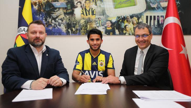 Fenerbahçe Murat Sağlam'ı transfer etti! 3+1 yıllık anlaşma