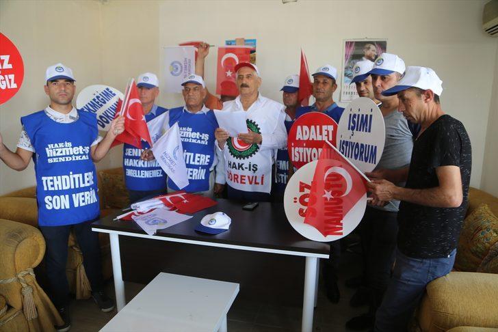 HDP'li belediyelerde işçilere baskı iddiası