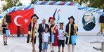 Salihli MYO 25. dönem mezunlarını uğurladı