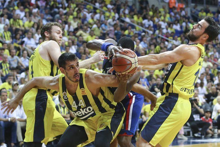 Fenerbahçe Beko 82 - 73 Anadolu Efes