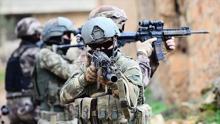 İçişleri Bakanlığı duyurdu: İdil'de 8 terörist etkisiz hale getirildi