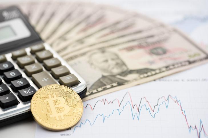 Bitcoin'de yılın rekor düzeyi: 9,322 dolar