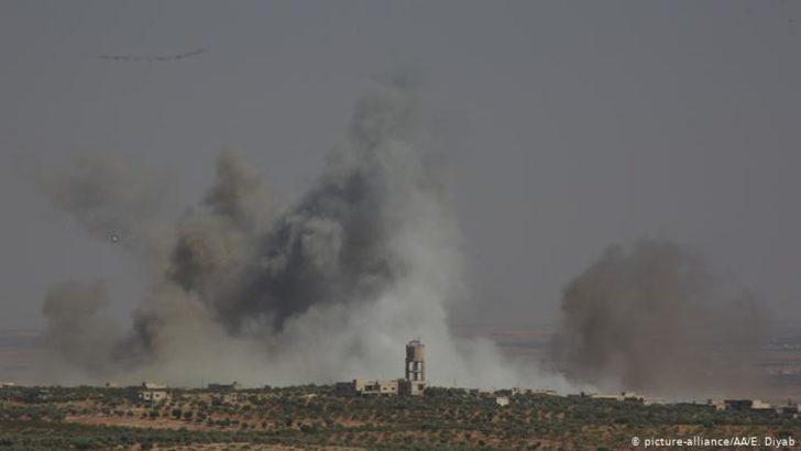 Milli Savunma Bakanlığı: İdlib'de gözlem noktasına saldırı düzenlendi