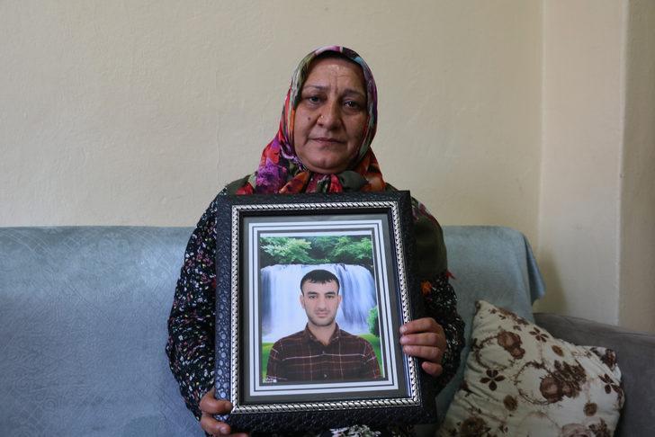 Kanser hastası anne, oğlunun katilinin bulunmasını istiyor