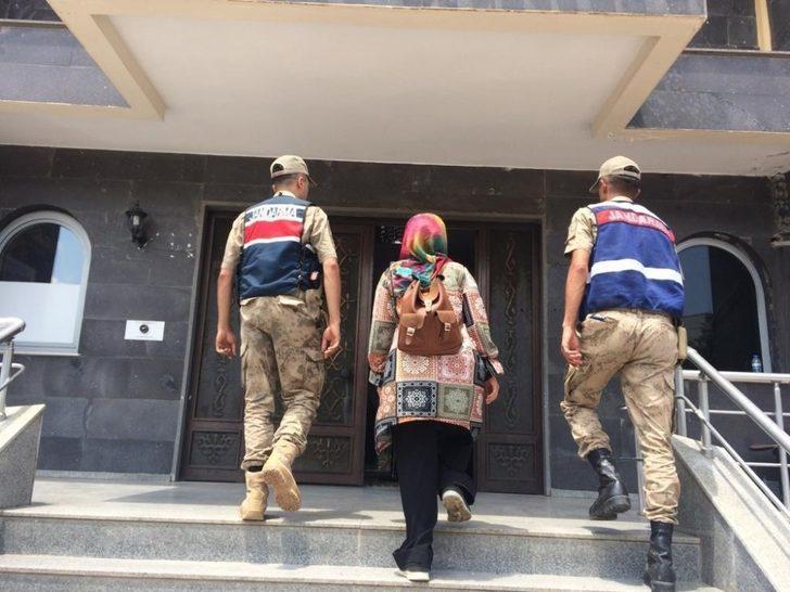 Bayburt'ta FETÖ'den aranan kadın Kahramanmaraş'ta yakalandı