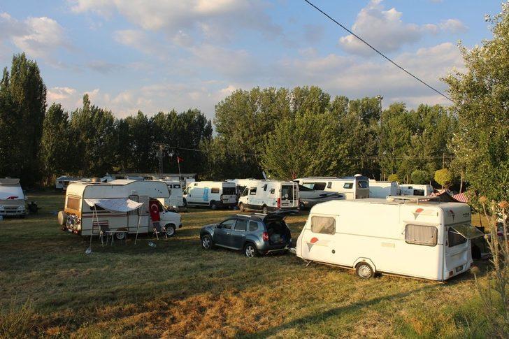 Karavancılar 4 Temmuz'da Çal'da buluşacak