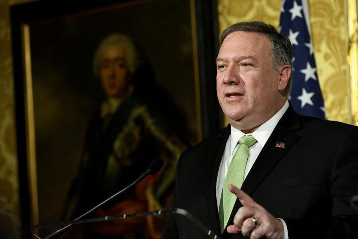 ABD'den flaş İran açıklaması: Savaş istemiyoruz ama...