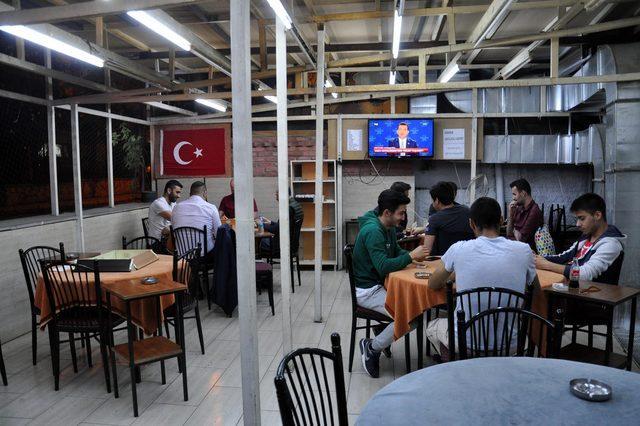 Yıldırım-İmamoğlu ortak yayınında Ankara sokakları boşaldı