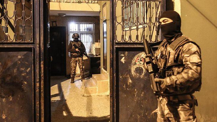 Adana merkezli 4 ilde operasyon