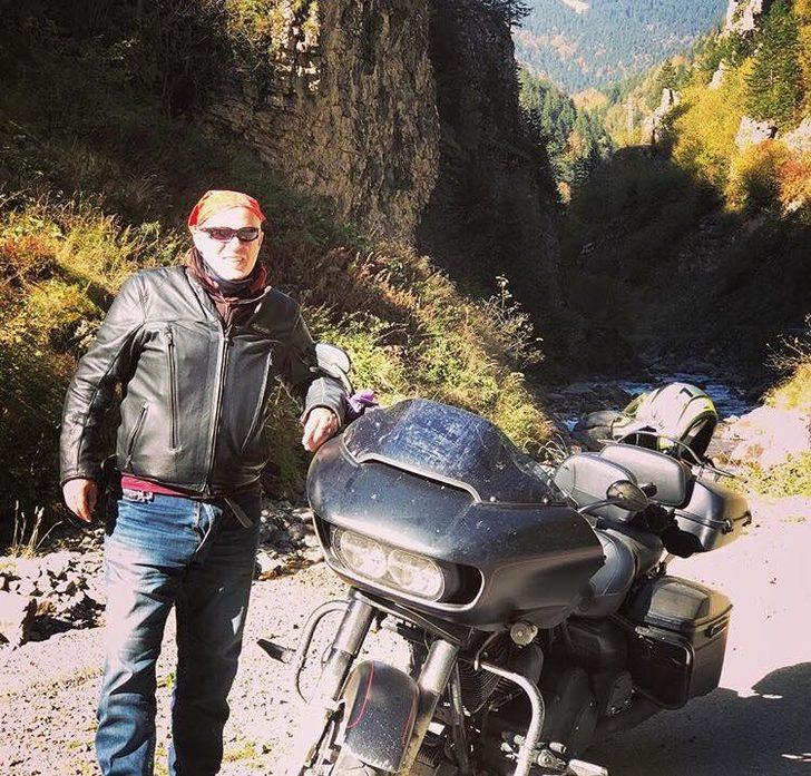 Motosiklet kazasında yaralanan iş insanı Cem Kınay'ın sağlık durumu iyi
