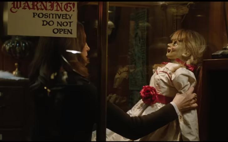 Annabelle Comes Home filmi fragmanı