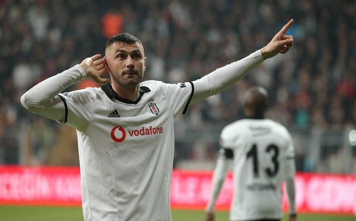 Lecce Sportif Direktörü Mauro Meluso Burak Yılmaz transferi için İstanbul'a geliyor