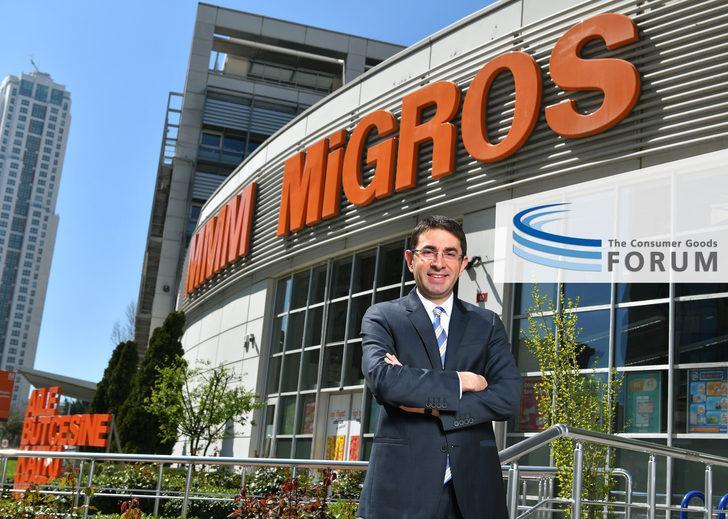 Dünya perakendesinin başına Migros Grubu İcra Başkanı Özgür Tort seçildi