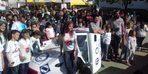 """Üniversite öğrencileri yerli elektrikli araç """"Ecotron-3"""" ile bahar şenliğinde"""