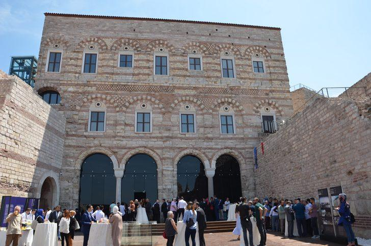 Tekfur Sarayı 'Müze' olarak kapılarını ilk kez açtı