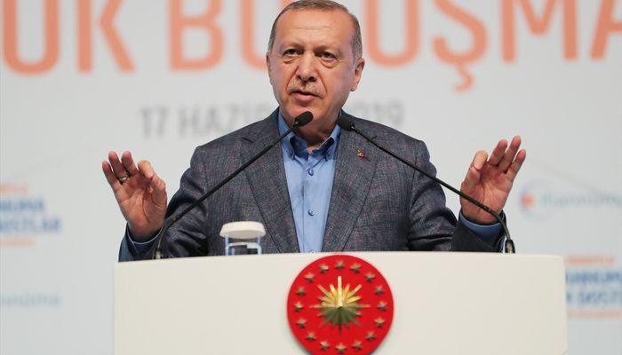 Cumhurbaşkanı Erdoğan: Ordu'daki olayla ilgili yargının vereceği karar İmamoğlu'nun önünü kesebilir