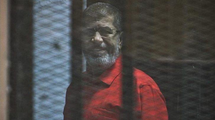 Mursi'nin ailesinden Cumhurbaşkanı Erdoğan'a teşekkür mesajı!