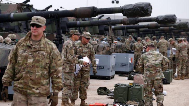 Polonya'da Takviye ABD Askerlerinin Konumuna Karar Verildi