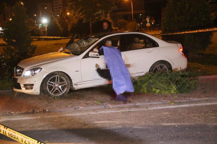 Konya'da kaza: 1 ölü, 1 yaralı