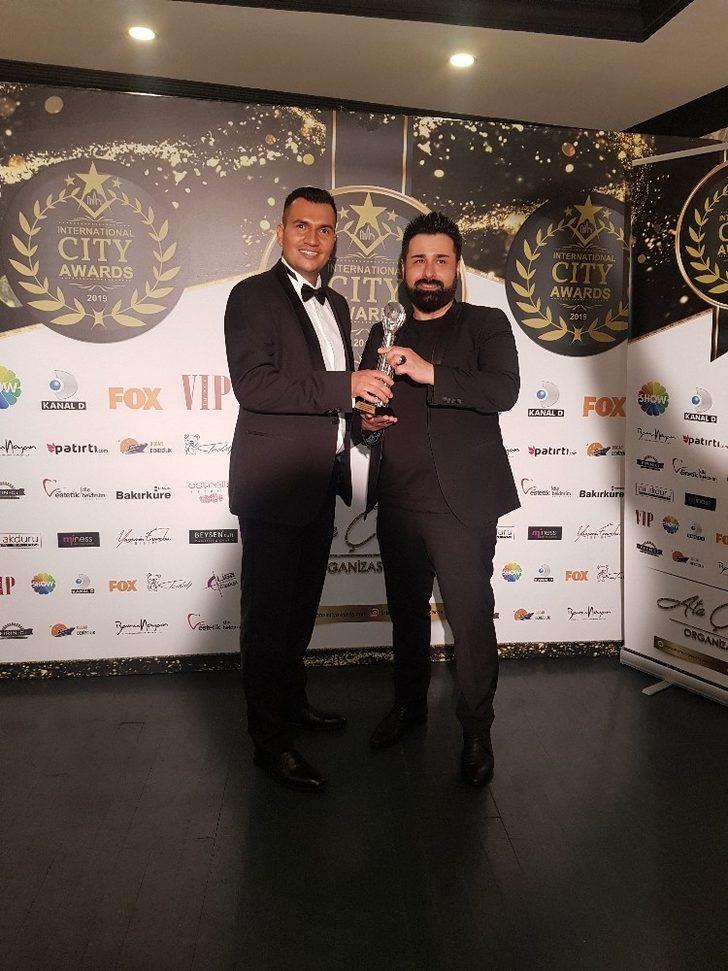 O Bir Star'a uluslararası ödül