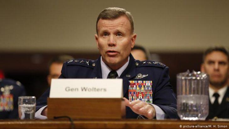 ABD'li komutan: S-400 anlaşmazlığı konusunda diyalog sürüyor