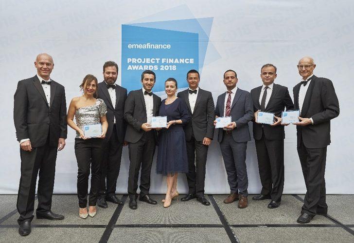 Zorlu Enerji'nin Yeşil Kredisi 'En İyi Yeşil Kredi' ödülünü aldı