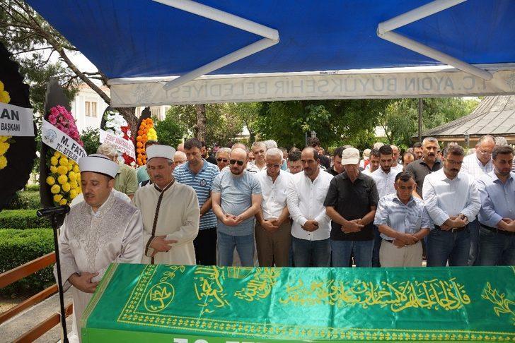 Aydın'da Muhammed Mursi için gıyabi cenaze namazı kılındı