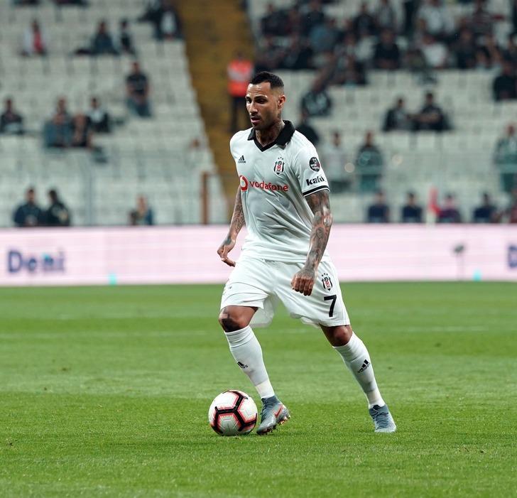 Beşiktaş'tan Quaresma'ya yanıt!