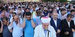 Van'da Mursi için gıyabi cenaze namazı