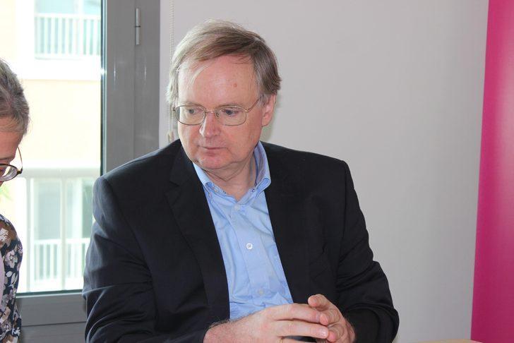 Büyükelçi Berger'den Koruncukköy'e ziyaret