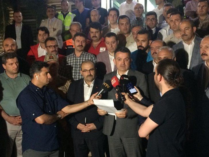 """Tarım ve Orman Bakanı Bekir Pakdemirli: """"3 ölü, 7 kayıbımız, 4 tane de yaralımız var"""""""