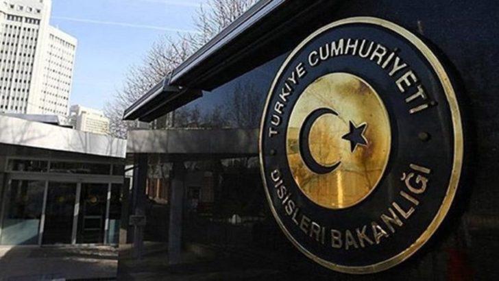 Türkiye'den AB ve Doğu Akdeniz tepkisi!