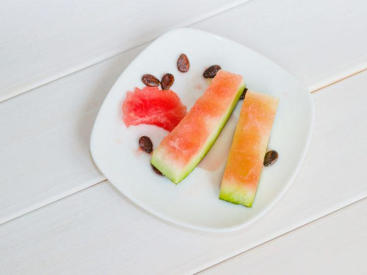 Yazın en sevilen meyvesi karpuz viagra etkisi gösteriyor