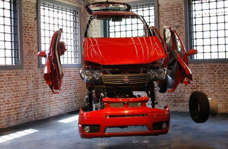 Tofaş Bursa Anadolu Arabaları Müzesi araba tutkunlarını bekliyor!