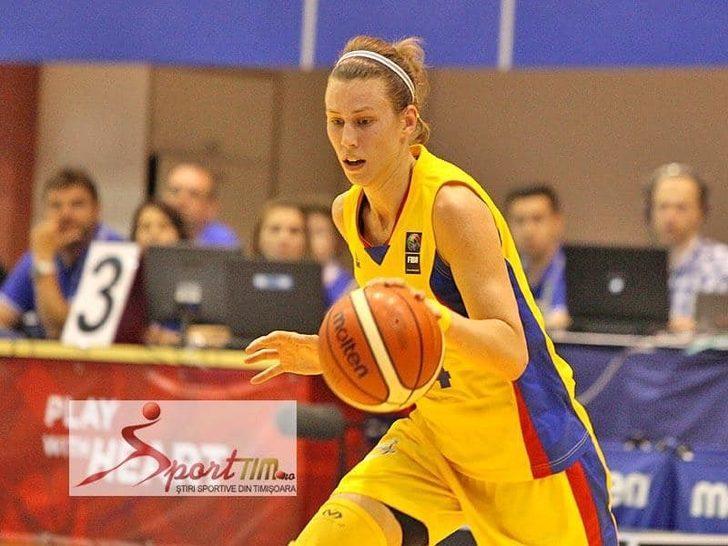 Basketbolda Süper Lig'e çıkan Elazığ ekibi, Gabriela Marginean ile anlaştı