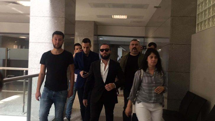 Şarkıcı Berkay ile Arda Turan davasına devam edildi