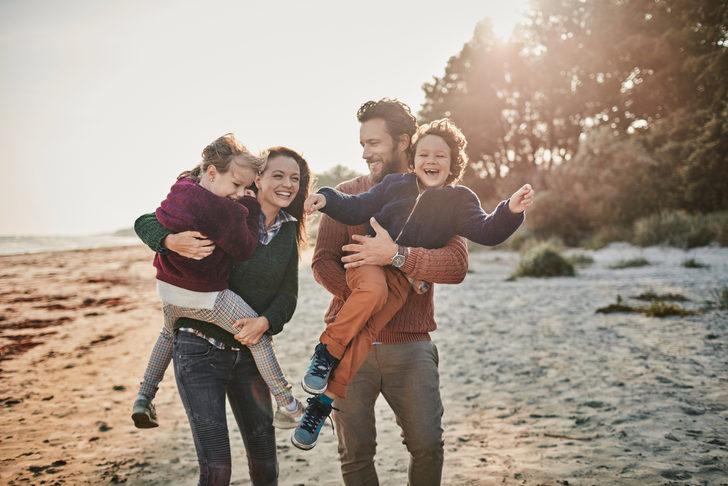 """UNICEF: En """"aile dostu"""" ülke İsveç, en çok izin kullanan anneler ise Estonya'da yaşıyor"""