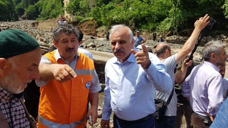 """Başkan Zorluoğlu: """"Devletimiz imkânlarını Araklı için seferber etti"""""""