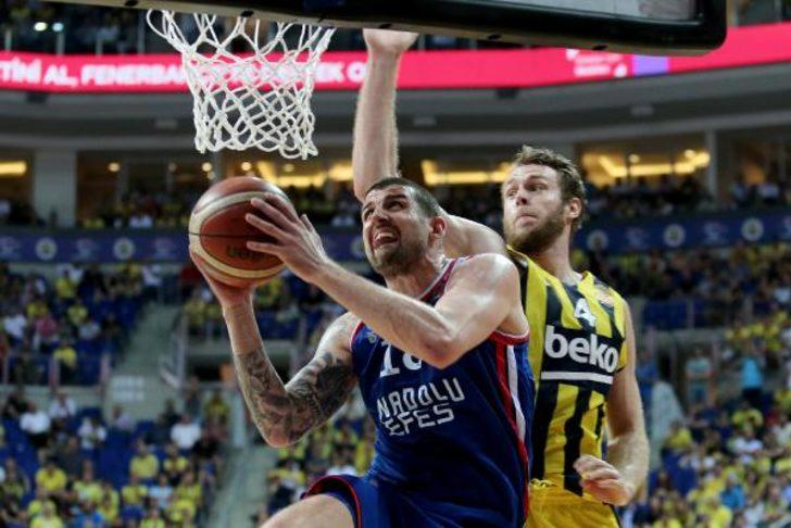 Fenerbahçe Beko 85 - 69 Anadolu Efes