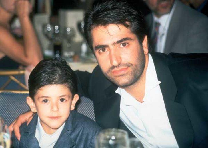 Mahsun Kırmızıgül'ün oğlu Mahmut Kırmızıgül büyüdü!