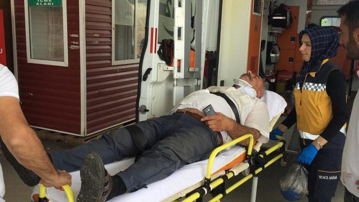 TIR'lar kaza yaptı, Bursa- Ankara yolu çift yönlü kapandı