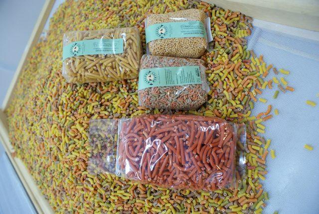 Organik ürünlerle yapılan makarna ve çorbaya yoğun ilgi