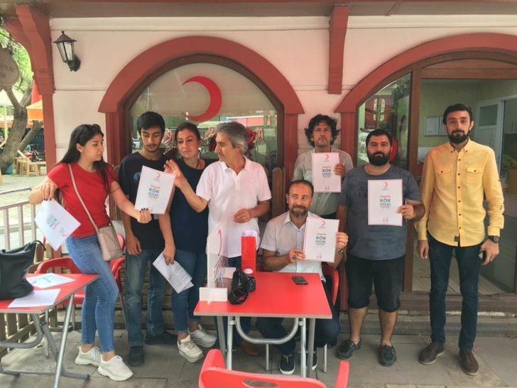 Adanalı gazeteciler kök hücre bağışıyla umut oldu
