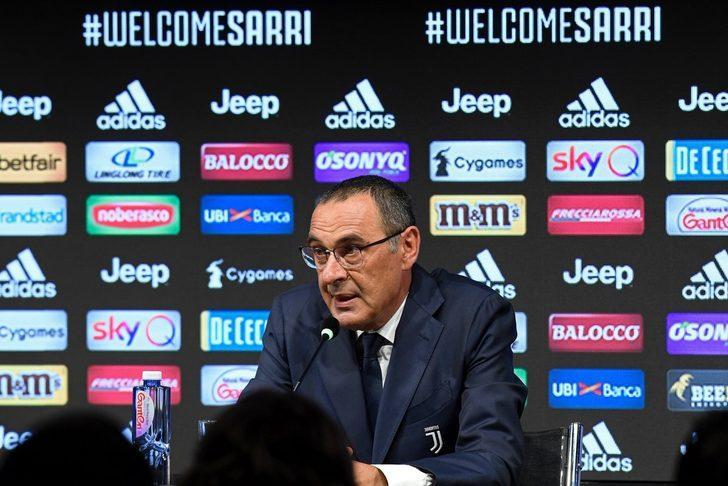 Juventus'ta Sarri dönemi sona erdi