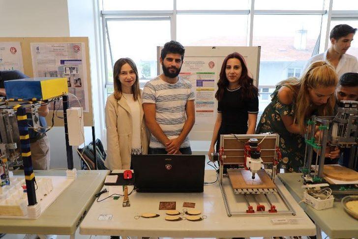 ISUBÜ'den teknoloji sergisi