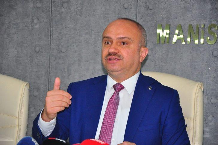 AK Parti'li Mersinli'den teşkilatlara uyarı