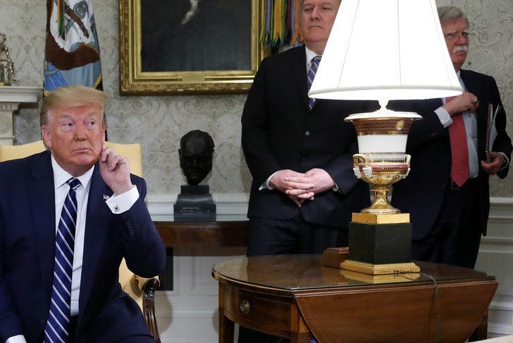 Trump'tan 'İran'a saldıracak mısınız' sorusuna yanıt: Yakında öğreneceksiniz