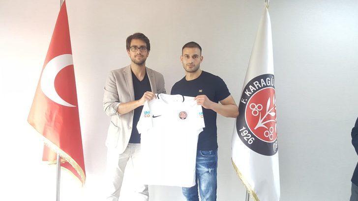 Fatih Karagümrük Aykut Özer'i transfer etti
